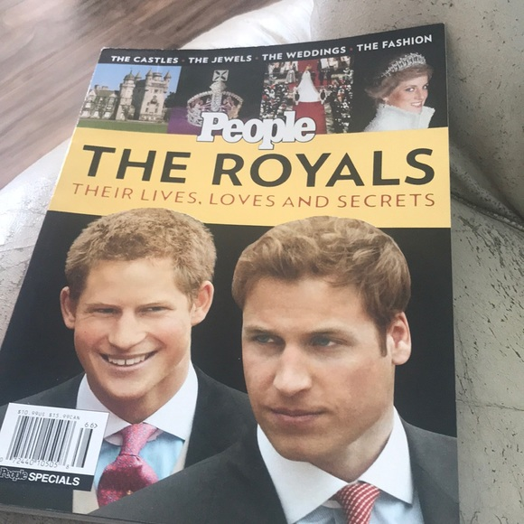Asis The royals magazine